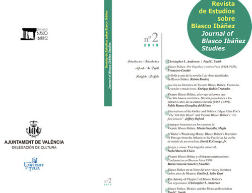 Journal of Blasco Ibáñez Studies nº2