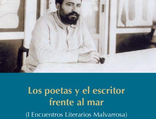 Los poetas y el escritor frente al mar