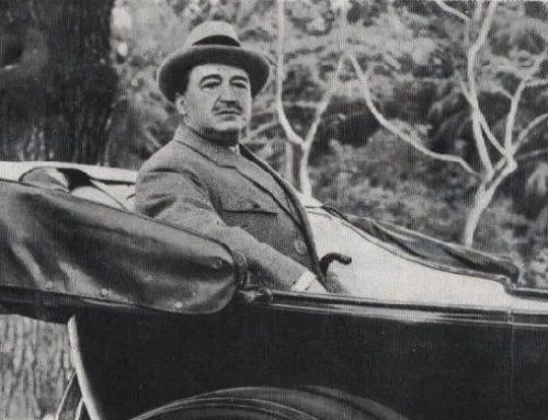 1921, de nuevo en España (I)