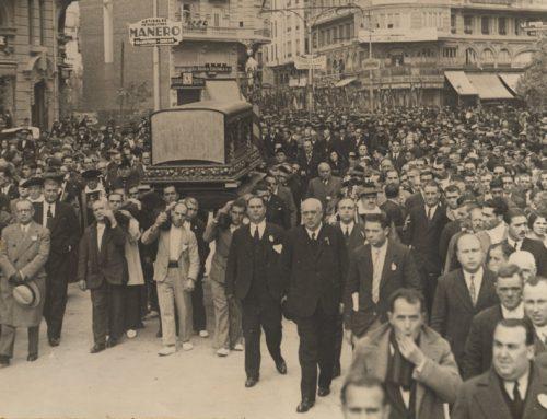 En un 29 de octubre de 1933