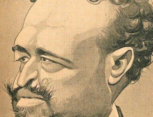 Blasco Ibáñez en clave cómico-humorística