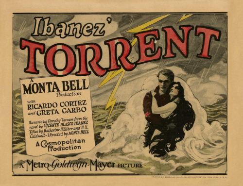 Literatura y cine (II): The Torrent