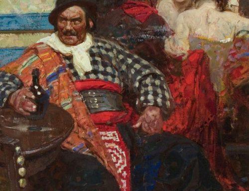 Blasco Ibáñez ilustrado: cuentos en los Estados Unidos (1910-1919)
